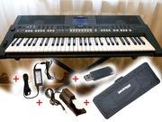 Синтезатор-рабочая станция Yamaha PSR-S650 + БОНУС !!!