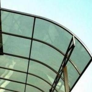 Монолитный поликарбонат бронза 3мм Херсон