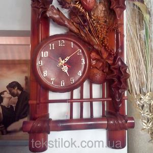 Часы настенные Бамбук