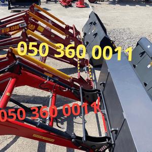 Фронтальный погрузчик НТШ-1000 и НТШ-1200