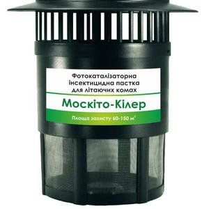 Ефективний засіб для уловлювання і знищення комарів
