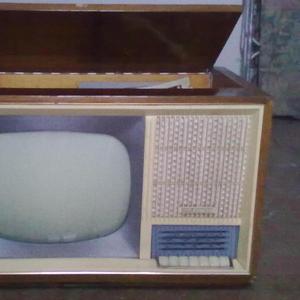телевизор со встроеной радиолой