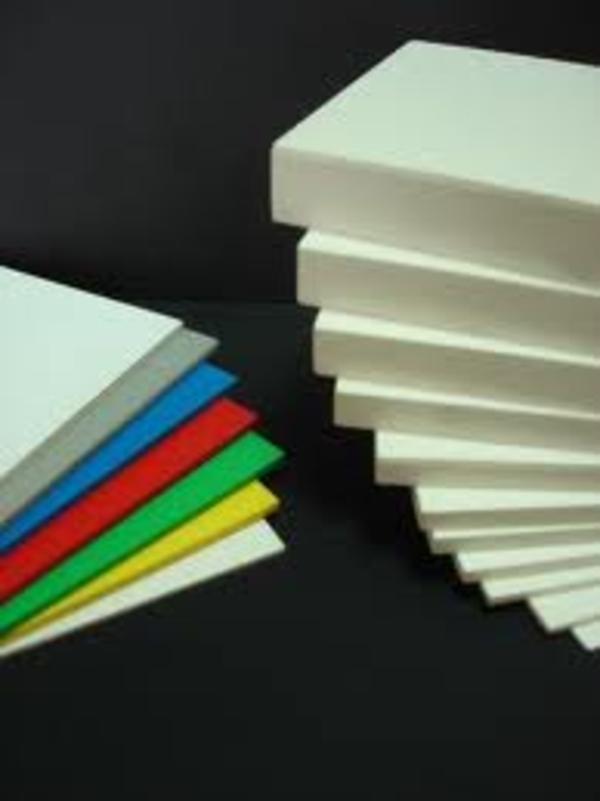 Пластик ПВХ вспененный и твердый прозрачный Херсон 3
