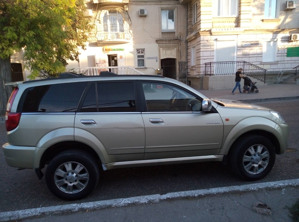 Great Wall Hover 2006 г 4